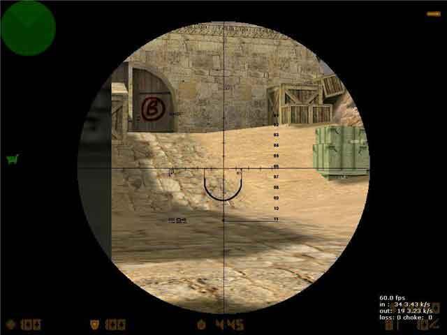 Скриншот из Counter Strike